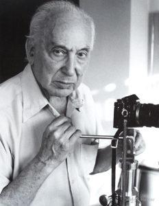 André Kertész (1894-1985), photographe