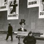 Kertesz, publicité pour la marque Dubonnet
