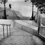 Kertész, Escaliers de Montmartre