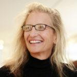Portrait d'Annie Leibovitz, photographe