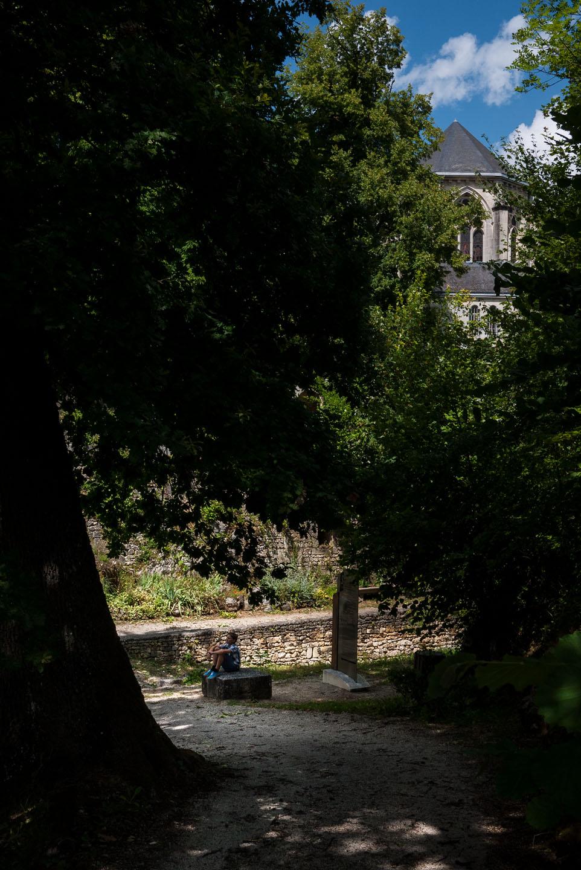 Cognac et ses environs, Été 2009