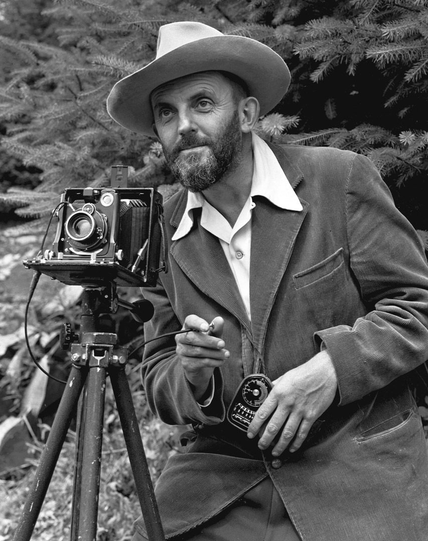 Biographie – Ansel Adams (1902-1984)