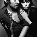 Jeanloup Sieff - Serge Gainsbourg et Jane Birkin