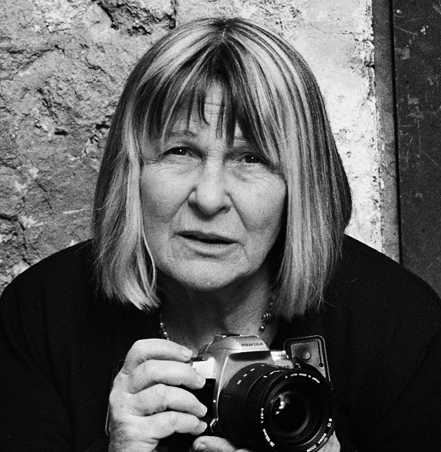 Portrait de Letizia Battaglia