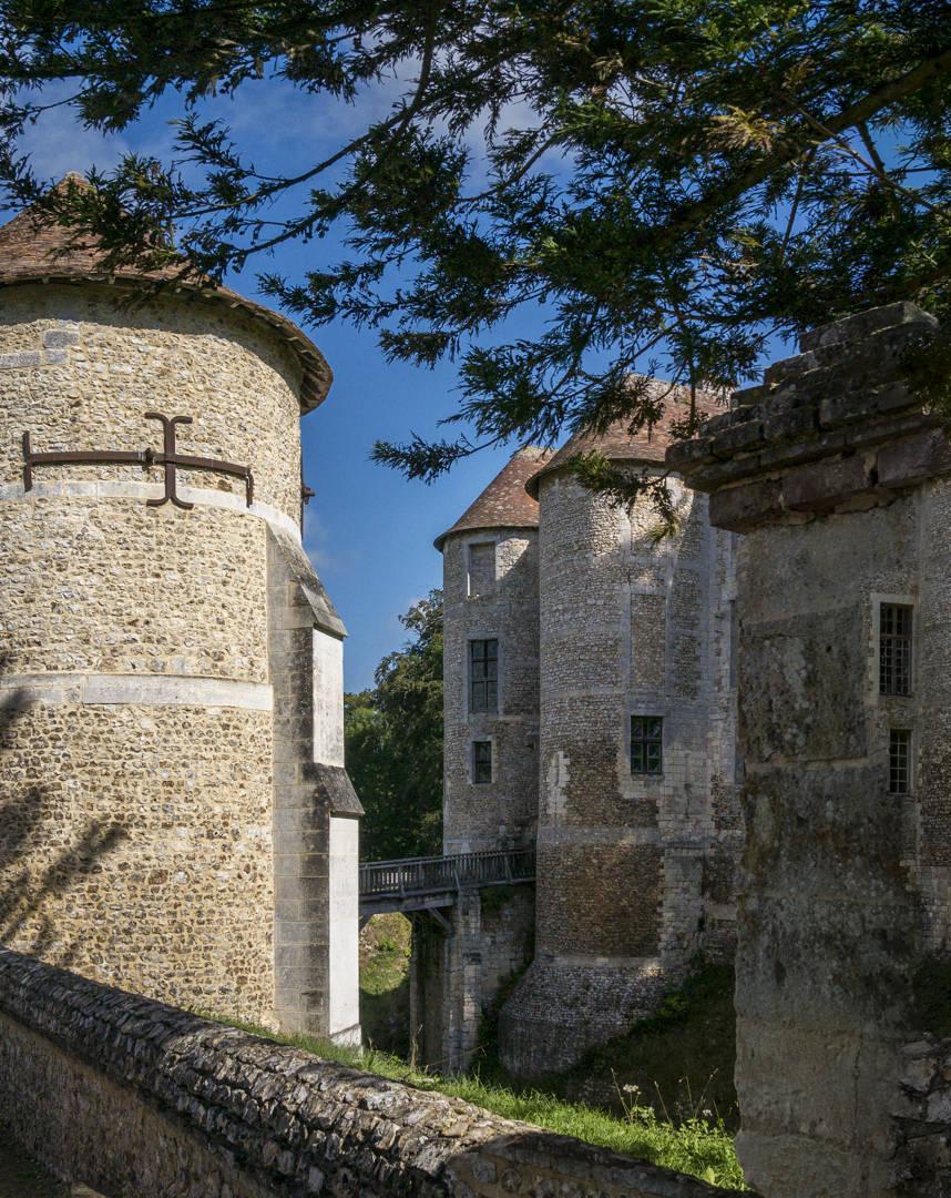 Château d'Harcourt et Arboretum (Eure, 27)