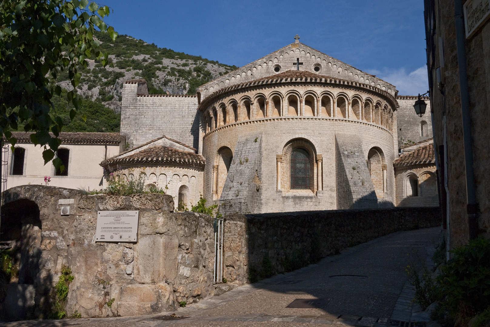Saint-Guilhem-le-Désert (Hérault, 34)
