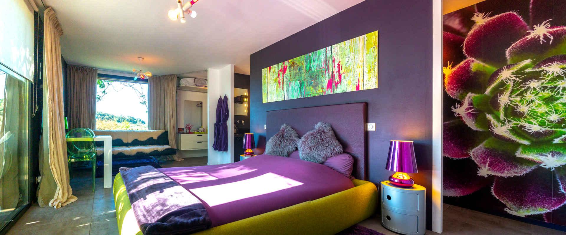 B&B Dochavert – Chambres d'hôtes à Carcassonne