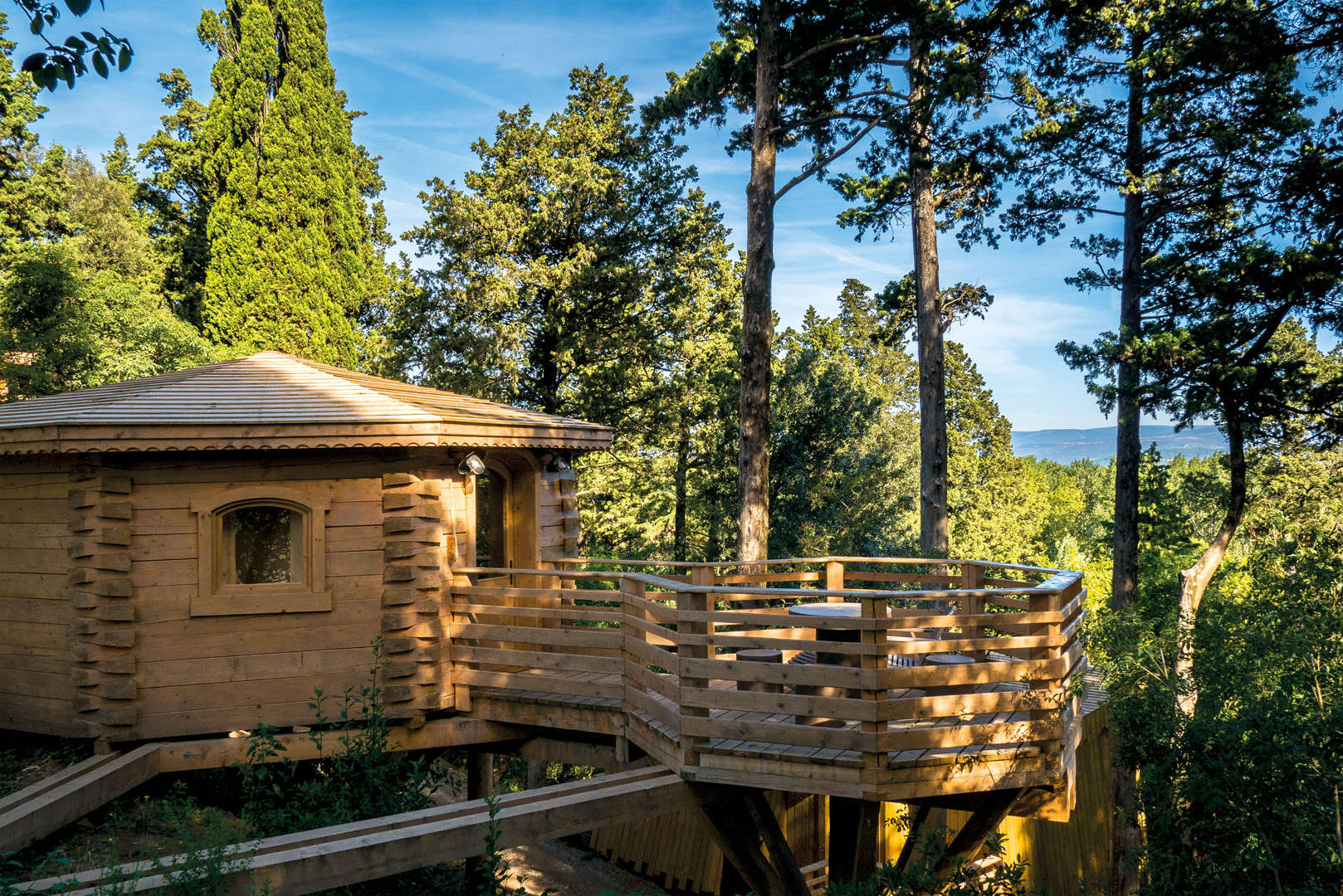 Les Cabanes dans les Bois – Villalier, près de Carcassonne (11)