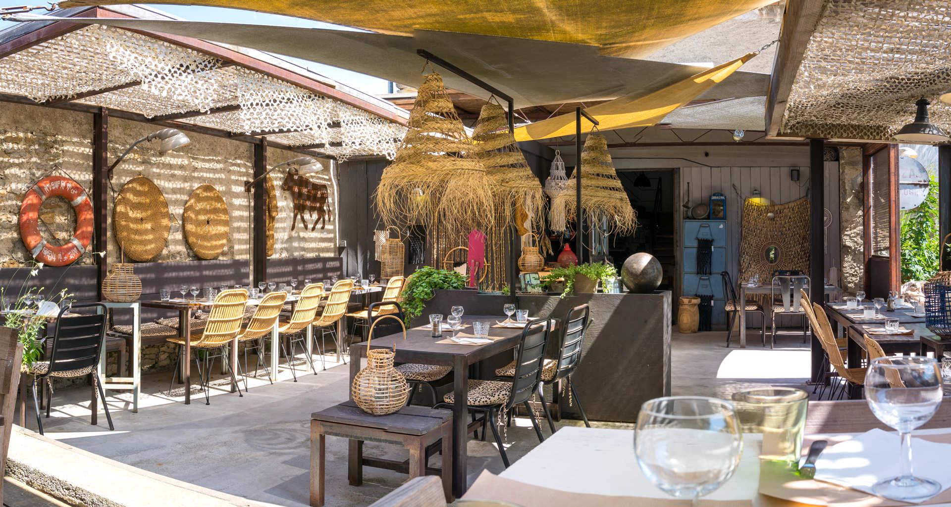 Le Jardin en Ville, restaurant à Carcassonne (Aude, 11)